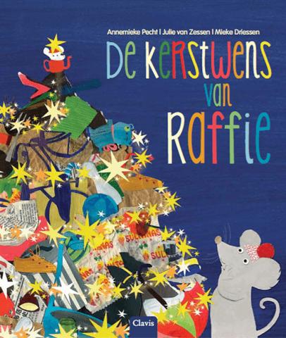 De kerstwens van Raffie