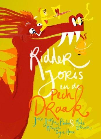 Joris en de Pechdraak kinderboek