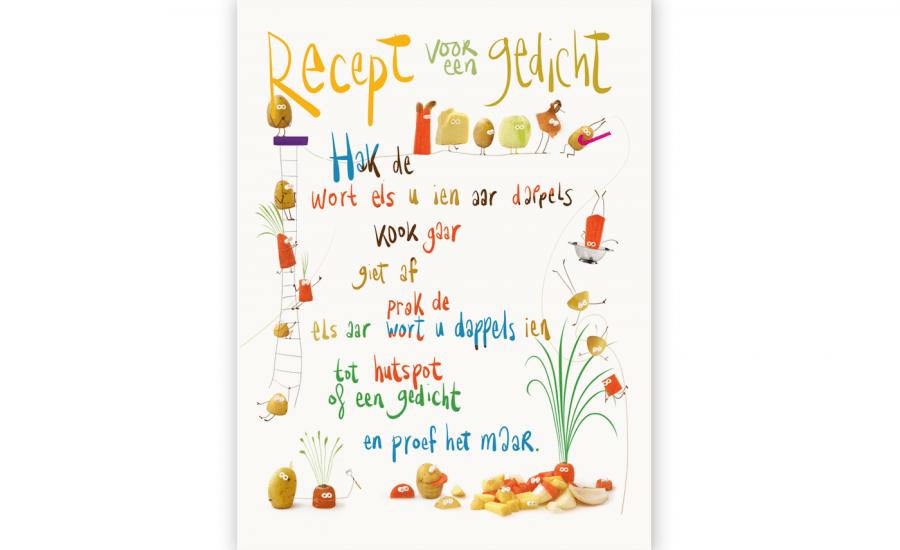 Recept voor een gedicht Plint Tekst Rian Visser 2016